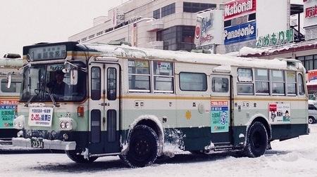 青森市交通部 日野K-RE101? +日野車体_e0030537_1420251.jpg