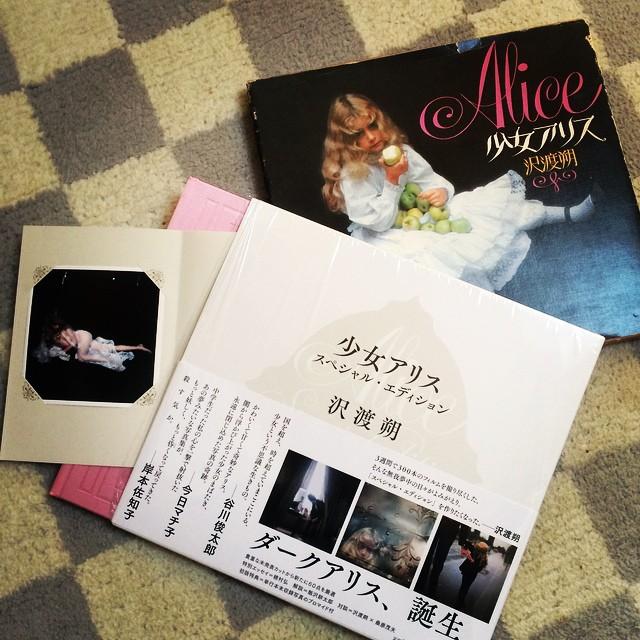 少女アリスコレクションと、ハロウィンクッキー☆_f0145844_19275843.jpg