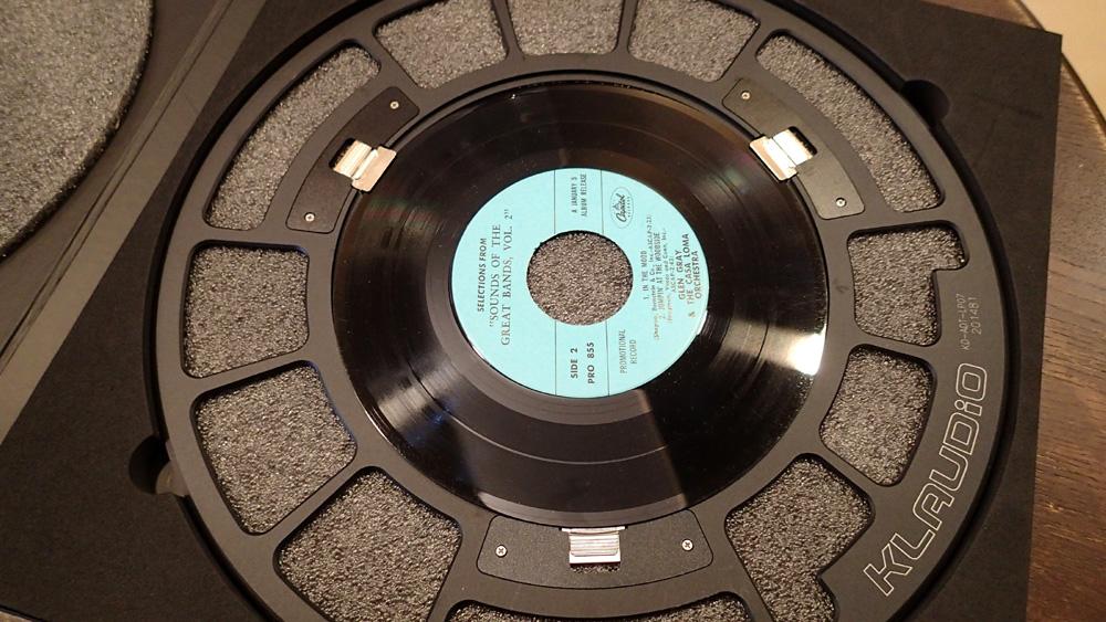 KLAUDiO CLN-LP200 超音波レコードクリーナー 店頭に入荷しました。_b0262449_2112481.jpg