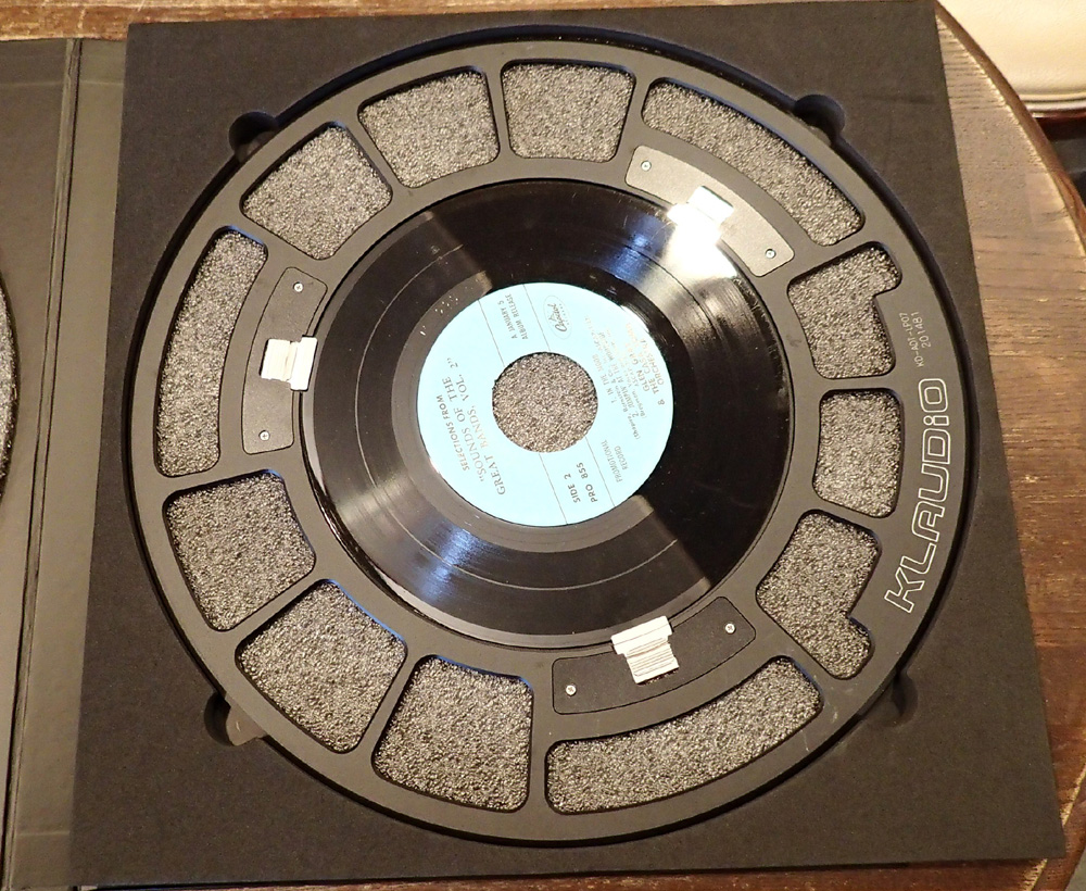 KLAUDiO CLN-LP200 超音波レコードクリーナー 店頭に入荷しました。_b0262449_21125374.jpg