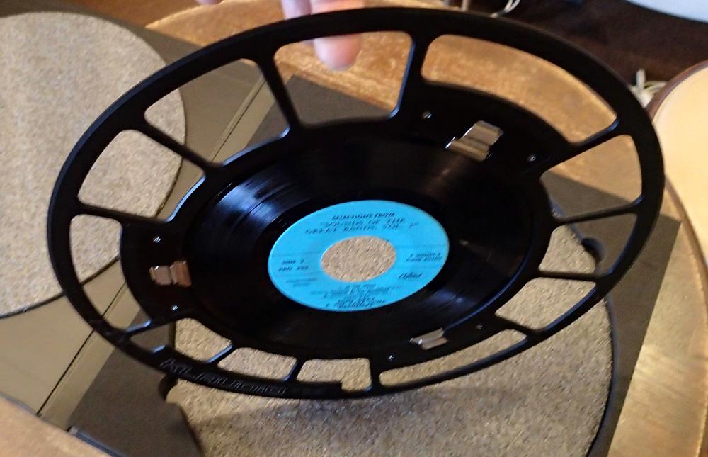 KLAUDiO CLN-LP200 超音波レコードクリーナー 店頭に入荷しました。_b0262449_2112586.jpg