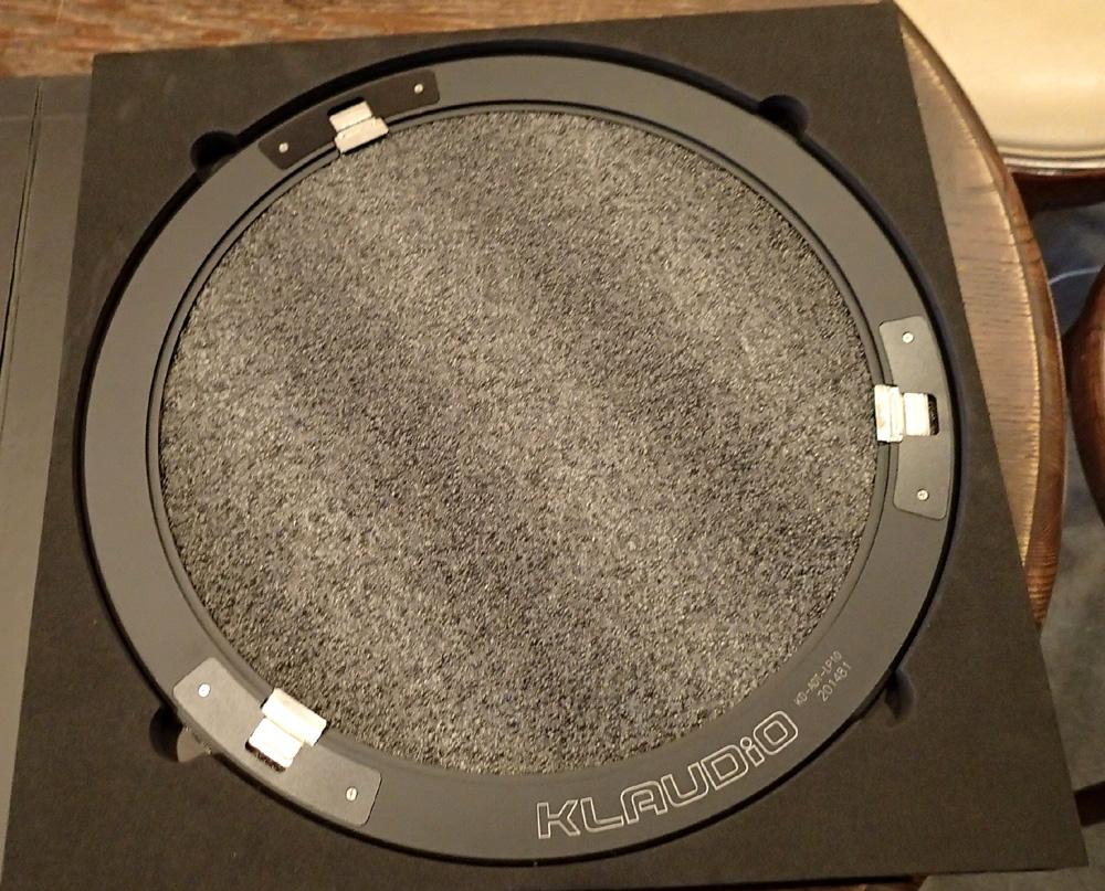 KLAUDiO CLN-LP200 超音波レコードクリーナー 店頭に入荷しました。_b0262449_21131784.jpg