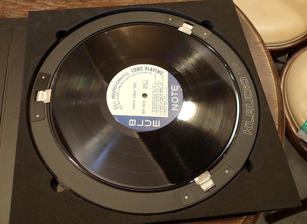 KLAUDiO CLN-LP200 超音波レコードクリーナー 店頭に入荷しました。_b0262449_21132925.jpg