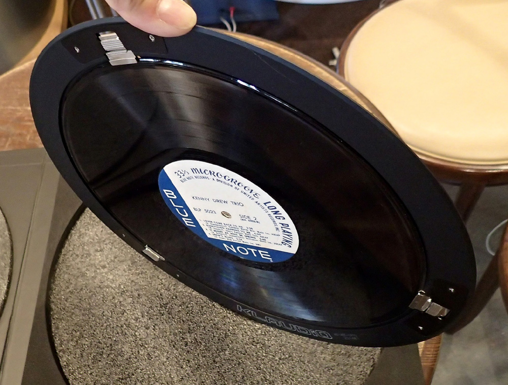 KLAUDiO CLN-LP200 超音波レコードクリーナー 店頭に入荷しました。_b0262449_21133432.jpg