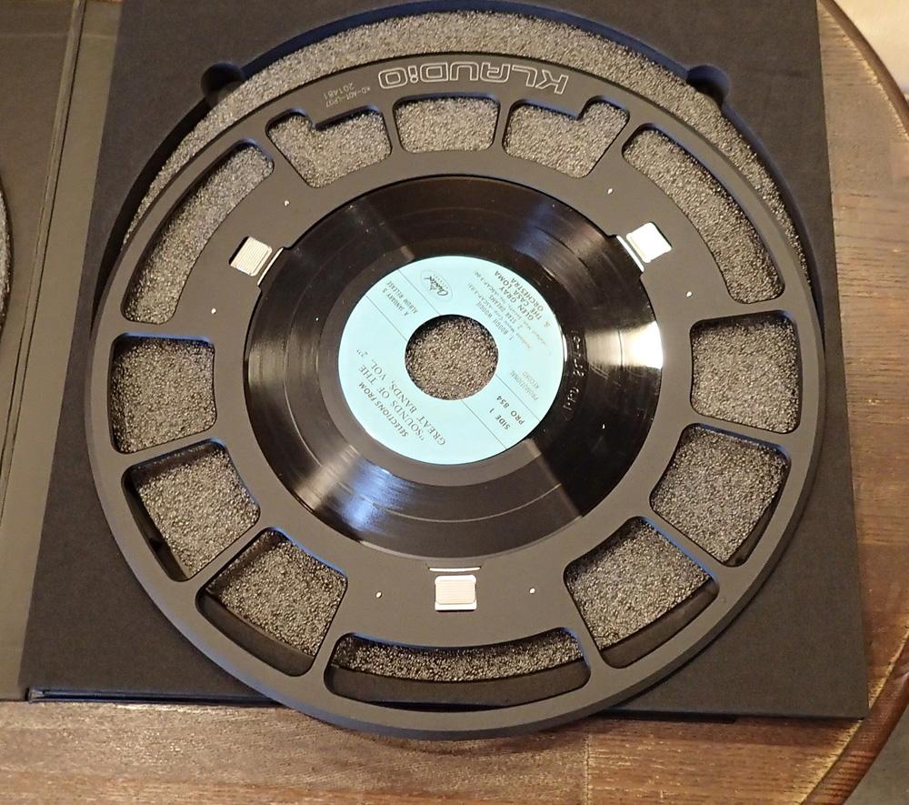 KLAUDiO CLN-LP200 超音波レコードクリーナー 店頭に入荷しました。_b0262449_2113449.jpg