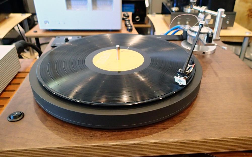 KLAUDiO CLN-LP200 超音波レコードクリーナー 店頭に入荷しました。_b0262449_21135114.jpg