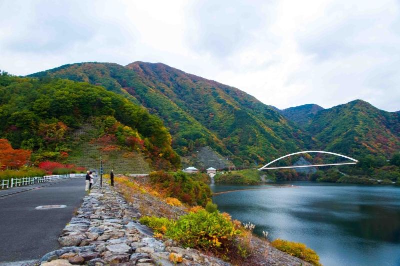 みずがき湖10月26日の紅葉・・・_b0100253_16421931.jpg
