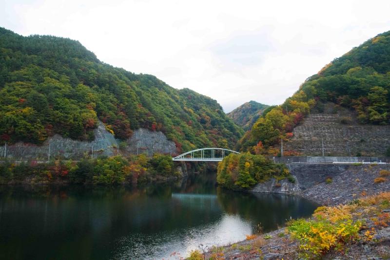 みずがき湖10月26日の紅葉・・・_b0100253_1642484.jpg