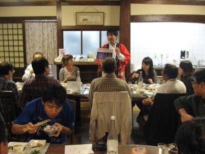 土佐の地酒「豊の梅」を楽しむ夕食会_f0006356_15355041.jpg