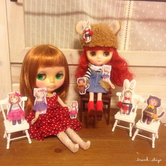 "10/28-11/16『Forest Friends』\""@代官山Junie Moon_f0223074_21284094.jpg"