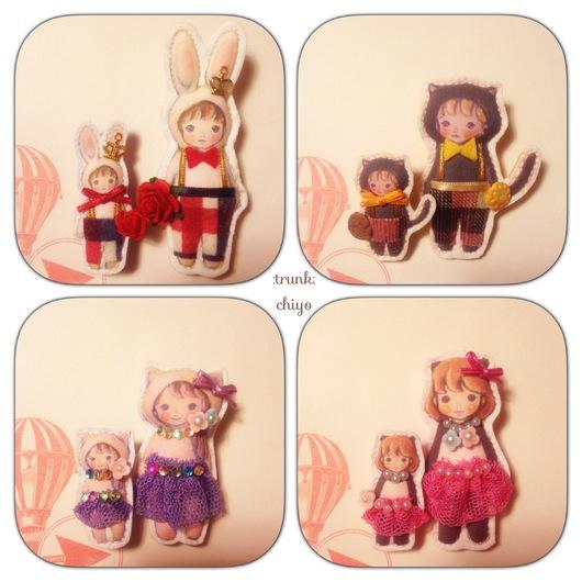 "10/28-11/16『Forest Friends』\""@代官山Junie Moon_f0223074_2129047.jpg"