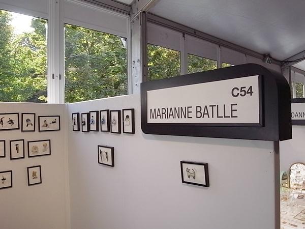 marianne batlle のバースデー パリ便りその4_c0176078_18395640.jpg