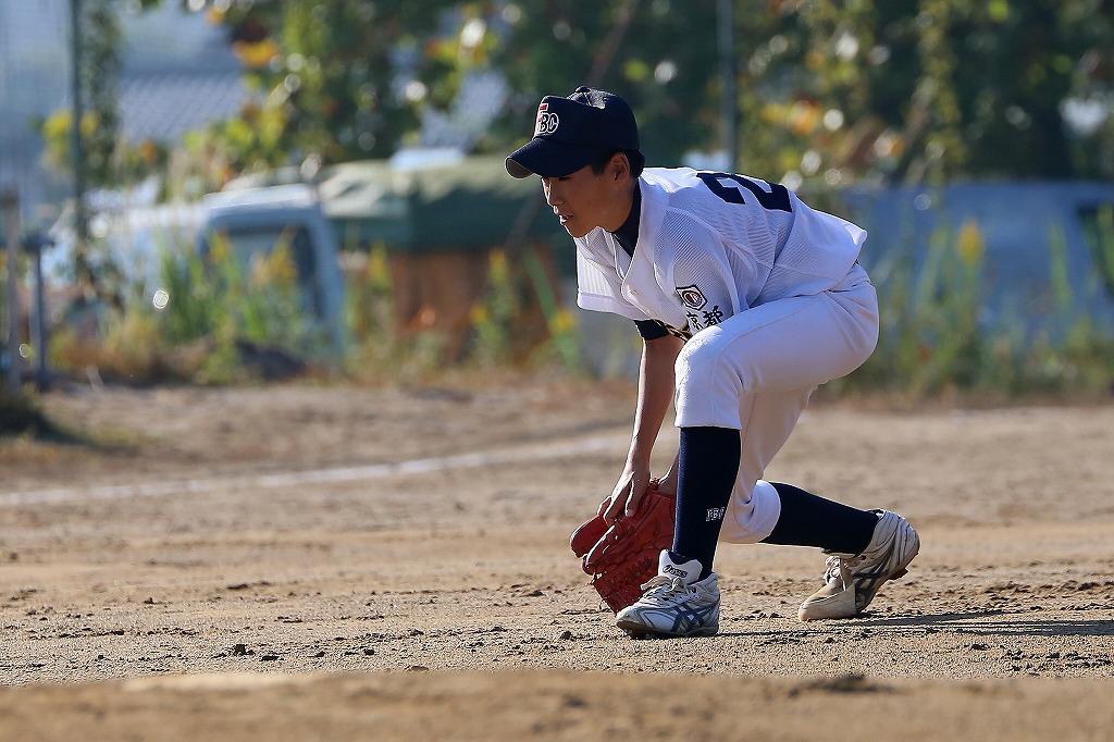平成26年10月26日練習試合 vs京都二条ボーイズ1_a0170082_231932.jpg