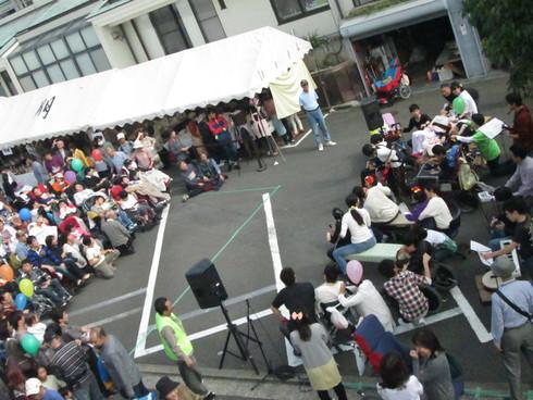 訪問の家「愛ひかりフェスタ」_e0190287_19153036.jpg