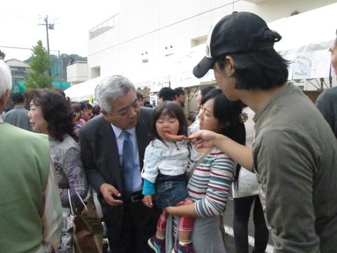 訪問の家「愛ひかりフェスタ」_e0190287_19162157.jpg