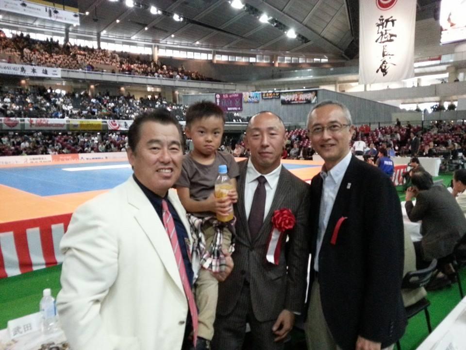 全日本空手道選手権大会、2日目!_c0186691_22322426.jpg