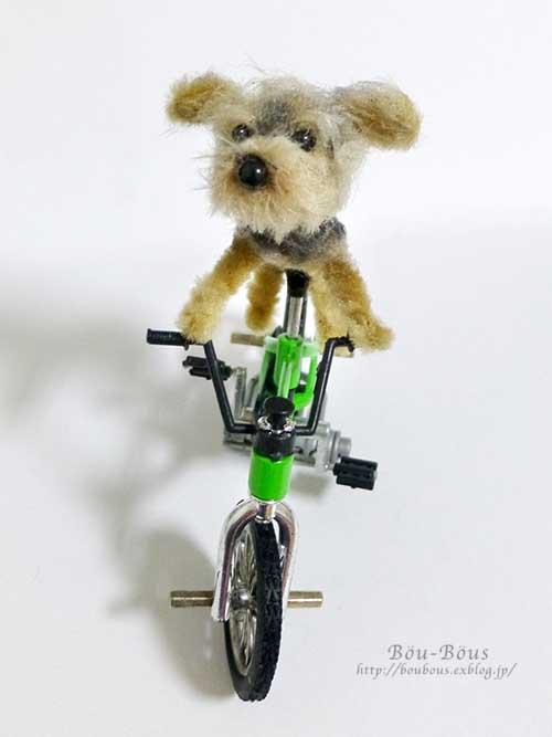 誰の自転車?_d0128697_0341845.jpg