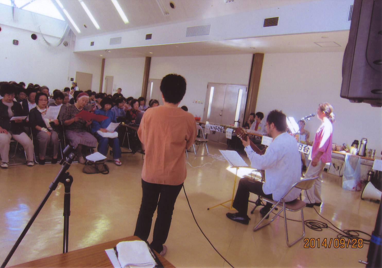 9/28(日) 新婦人西支部フェスタ出演_e0159902_10162241.jpg