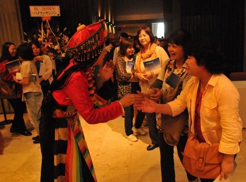 来日20周年記念コンサートin沖縄_c0162404_23412187.jpg