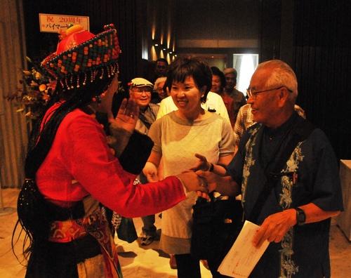 来日20周年記念コンサートin沖縄_c0162404_23422165.jpg