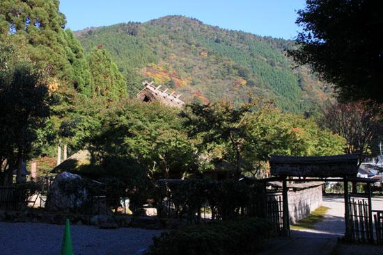 大津市坊村 かやぶきの家_e0048413_2010162.jpg