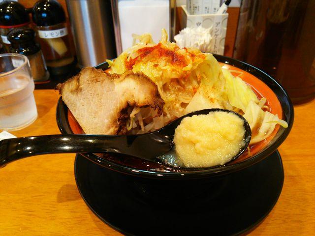 つけ次郎@つけ麺マン_a0117520_0515319.jpg