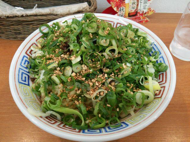 汁なし担々麺300g@四川亭_a0117520_133867.jpg