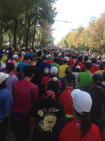 第四回大阪マラソン!!_c0187025_13223522.jpg