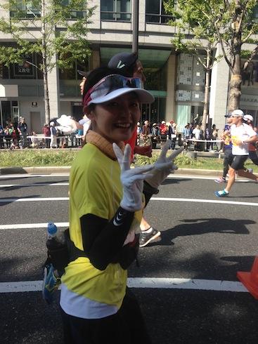 第四回大阪マラソン!!_c0187025_13242472.jpg