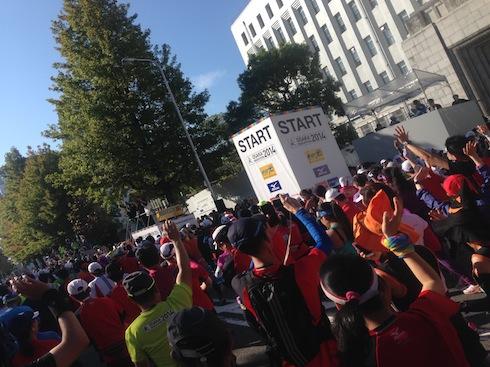 第四回大阪マラソン!!_c0187025_1326517.jpg