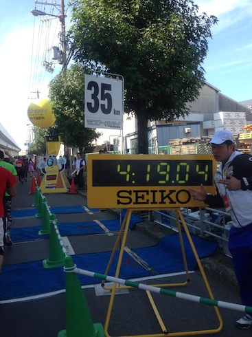 第四回大阪マラソン!!_c0187025_13265429.jpg