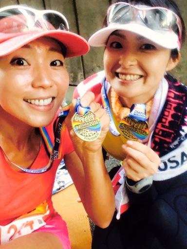 第四回大阪マラソン!!_c0187025_13325964.jpg