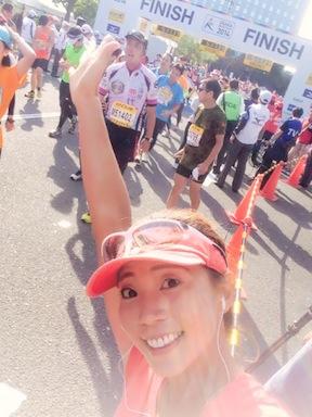 第四回大阪マラソン!!_c0187025_13372794.jpg
