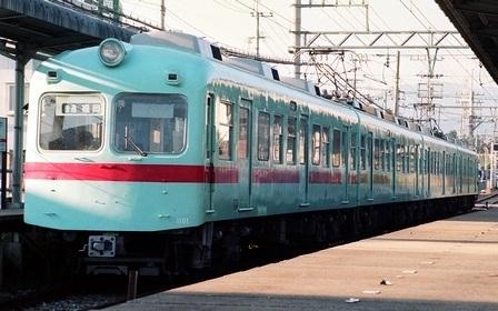 西日本鉄道大牟田線 モ1101_e0030537_22153982.jpg