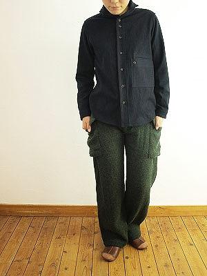10/27 nisica ニシカ ワイドカラージャケット ネイビー入荷_f0325437_16320649.jpg