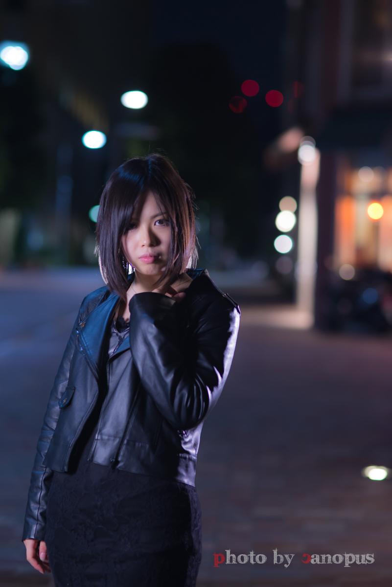 少し肌寒い夜の街 #2_e0196140_1124921.jpg