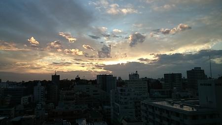 米寿祝い( ^-^)ノ.:*:・\'°☆_d0051146_17372724.jpg