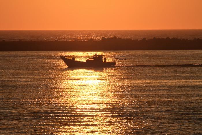 イカ釣り船_c0155950_11325685.jpg