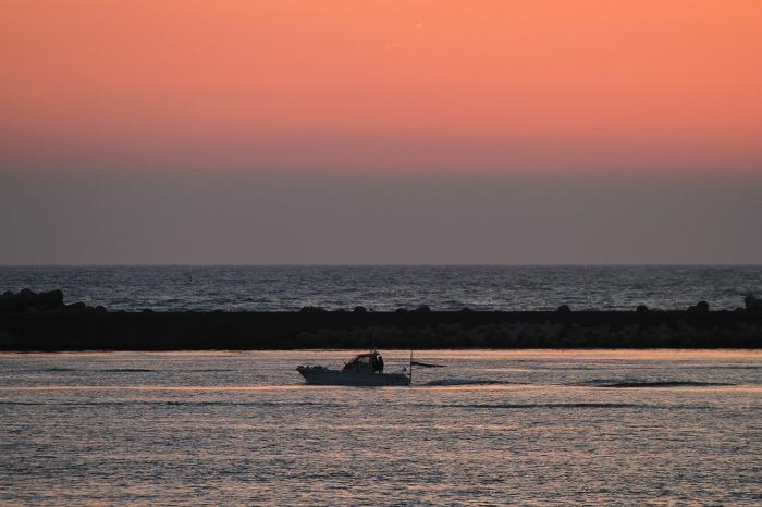 イカ釣り船_c0155950_11332637.jpg