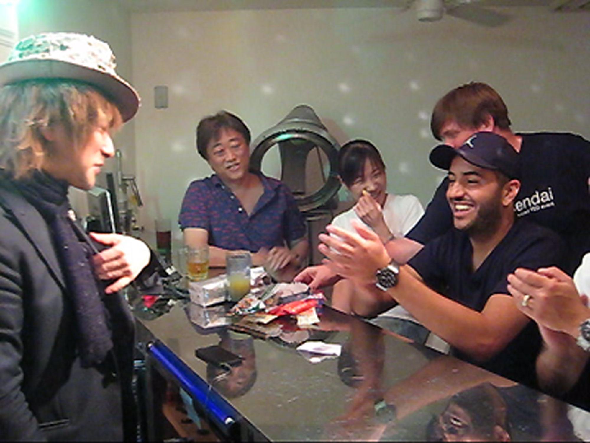「櫻井有吉アブナイ夜会」に髪形屋Nachiが出演致しました!_d0041957_19591461.jpg