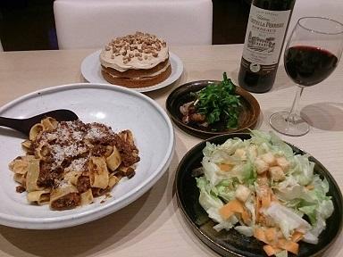 「夕食」と「セルカボン」と「福岡忘年会」_b0060363_22422628.jpg