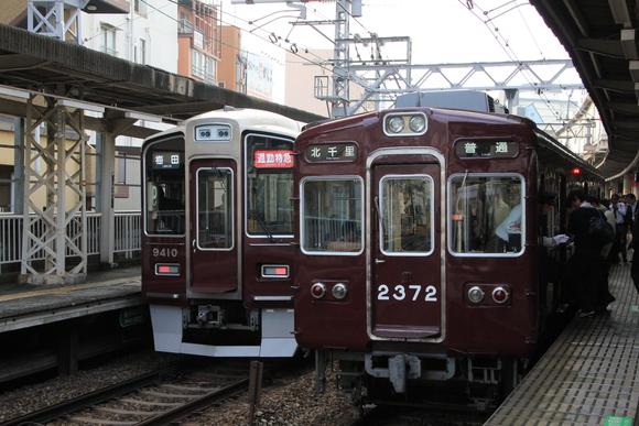 阪急2300系 と9300系_d0202264_148439.jpg