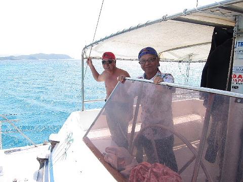 魚と出会う旅。_b0141773_1549452.jpg