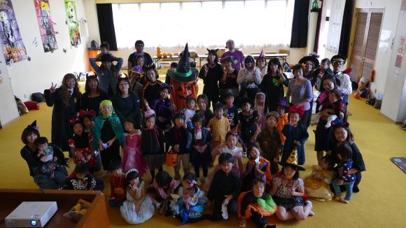 Halloween Partyご参加ありがとうございました!_f0321473_20044588.jpg