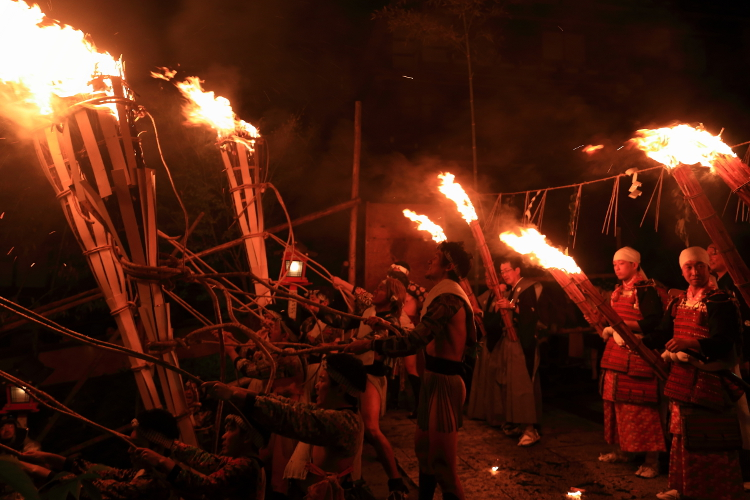 鞍馬の火祭_e0051888_619561.jpg