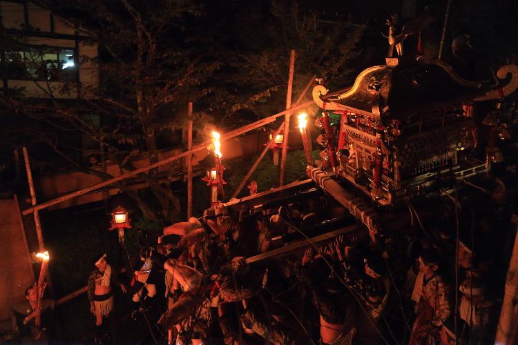 鞍馬の火祭_e0051888_6213377.jpg