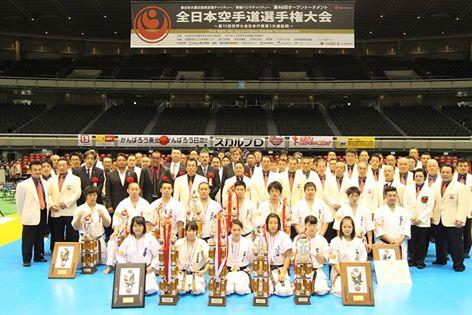 第46回全日本空手道選手権大会、無事に終了いたしました!_c0186691_23593421.jpg