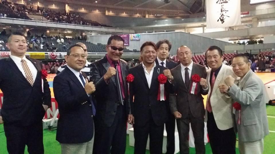 全日本空手道選手権大会、2日目!_c0186691_9551246.jpg