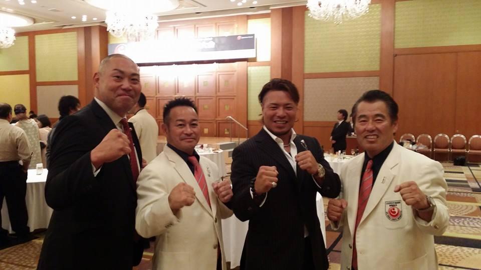 全日本空手道選手権大会、2日目!_c0186691_9555184.jpg