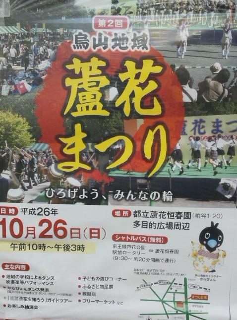 平成26年度給田六所神社例大祭 蘆花まつり_c0092197_238691.jpg